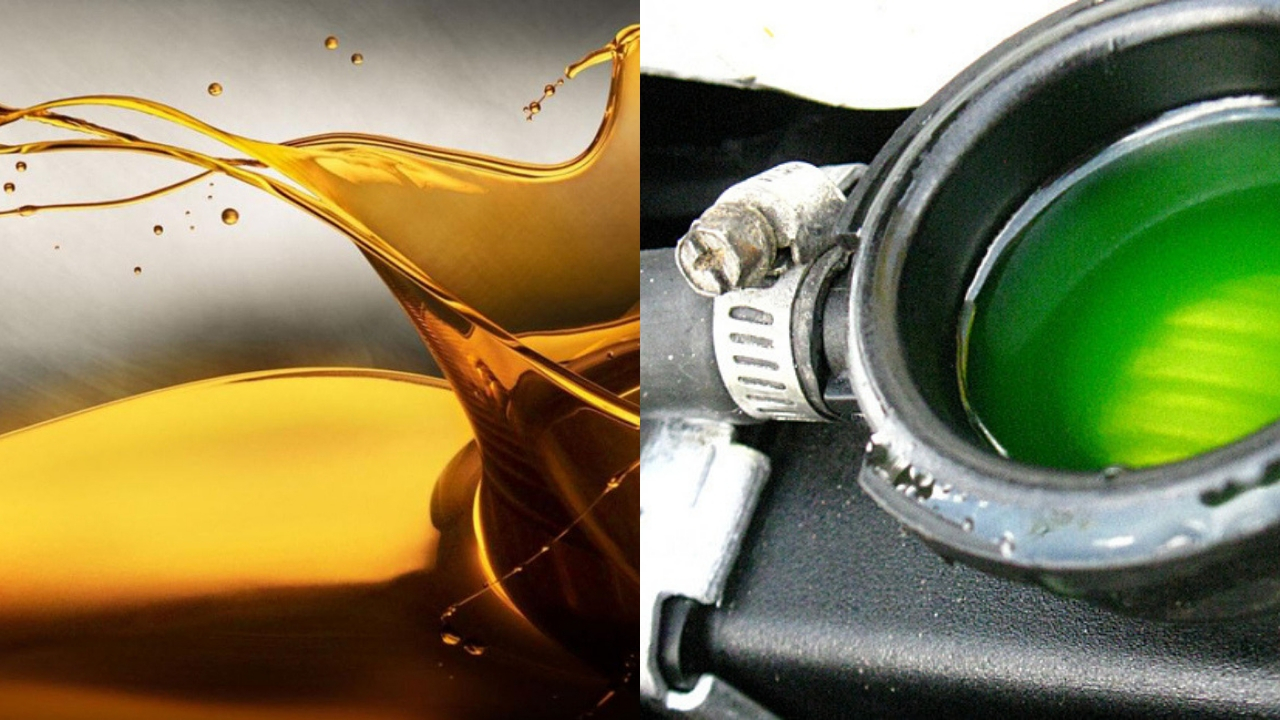 What is the difference between coolant and lubricant?