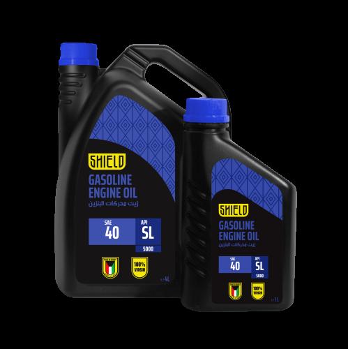 SAE 40 – Gasoline Engine Oil
