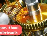 Know About Lubricants