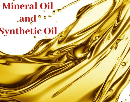 What is the Difference Between Mineral Oil and Synthetic Oil
