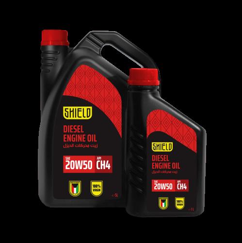 SAE 20W50 - Diesel Engine Oil