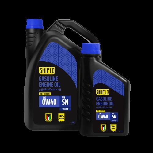 SAE 0W40 – Gasoline Engine Oil