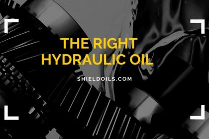 How do you know if you're using the right Hydraulic Oil?