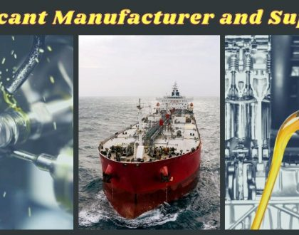 Lubricant Manufacturer and Supplier