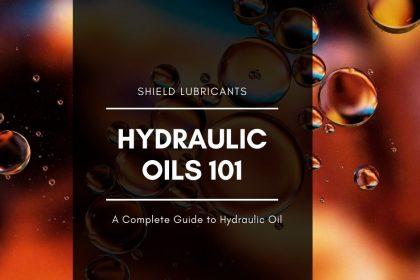 Hydraulic oils 101