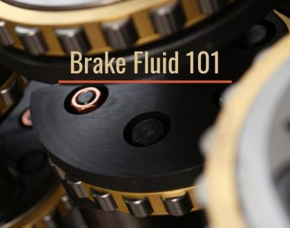 Brake Fluid 101: Everything you need to know about brake fluid