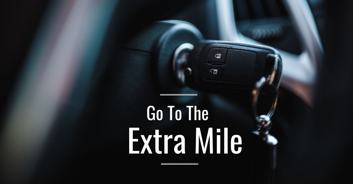 Make Your Vehicle Go To The Extra Mile