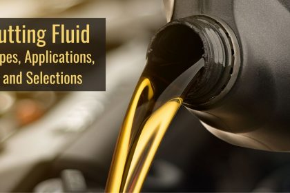 Cutting Fluid, Cutting oil