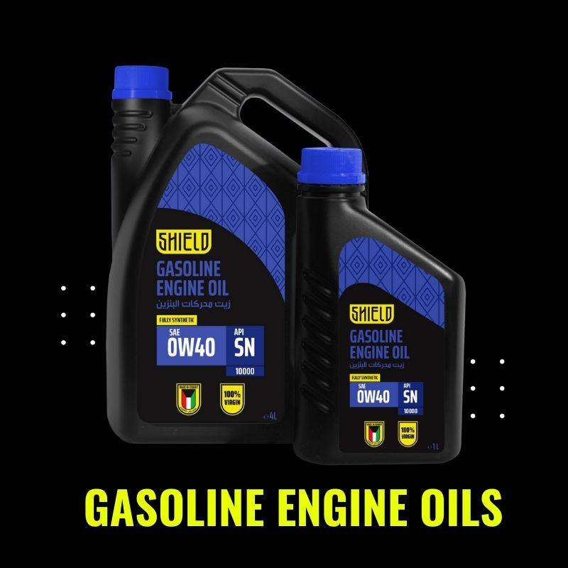 Gasoline Engine Oils