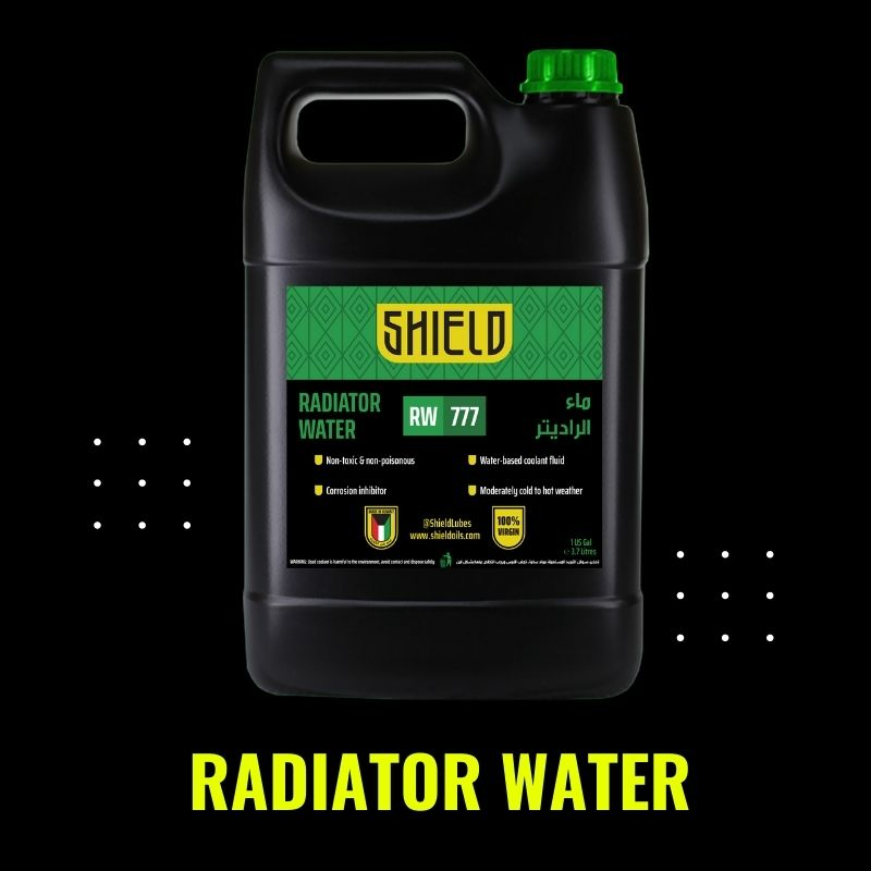 Radiator Water
