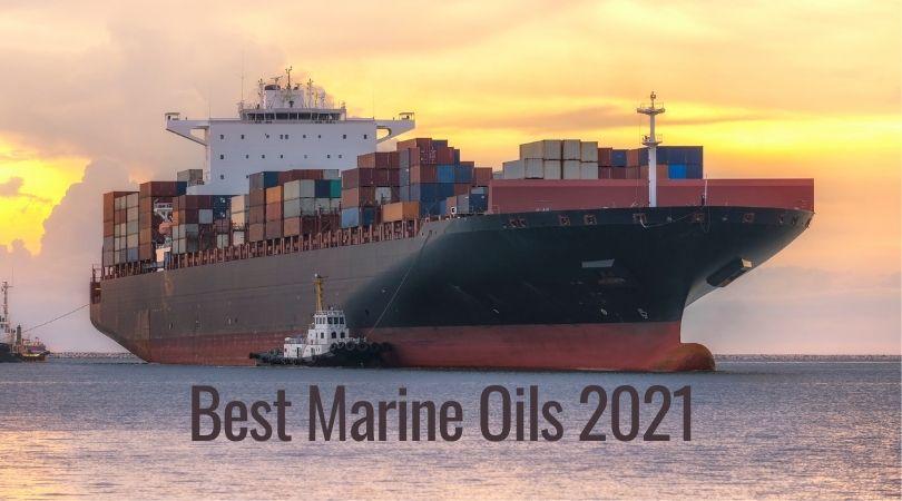 Shield's Best Marine Oils 2021